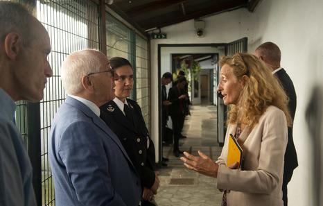 Covid 19 et les ordonnances du Ministère de la justice.  Quelles conséquences pour les prisonnier.e.s basques?