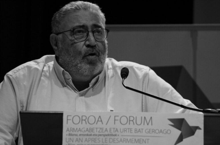 Michel Tubianaren heriotza.